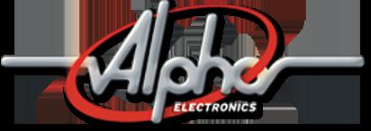 Alpha Electronics Logo