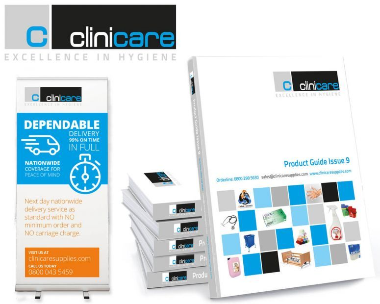 Clinicare Branding