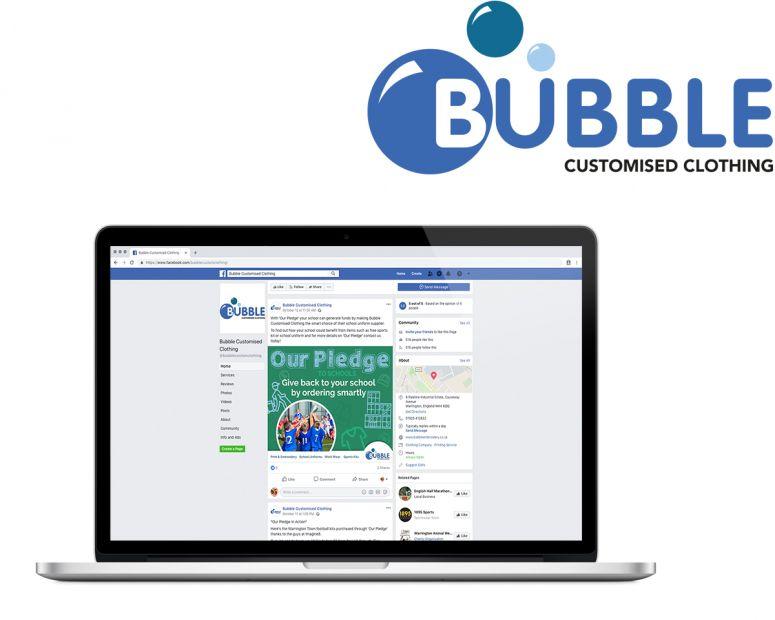 Bubble Social Media 1