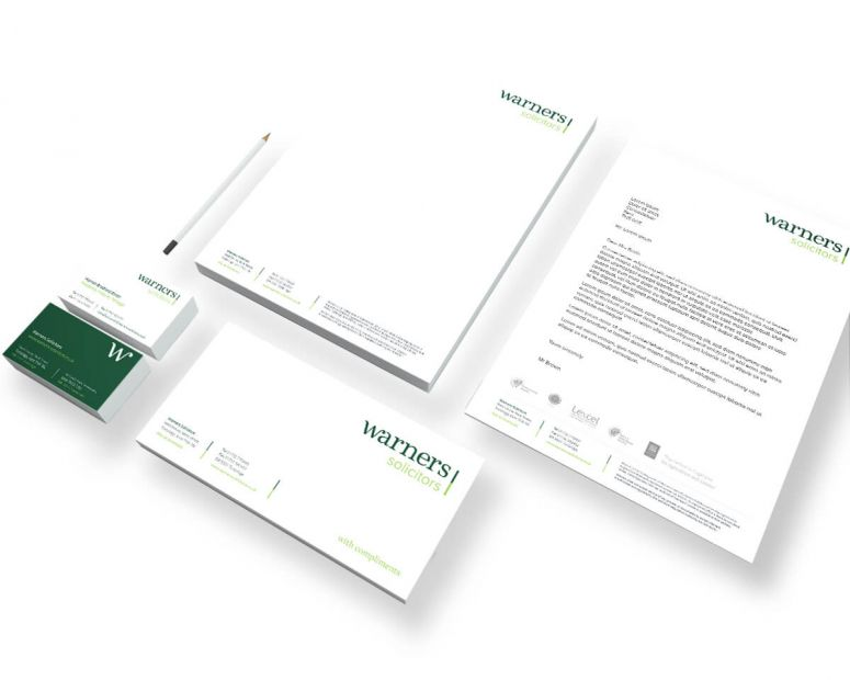 Warners Stationery
