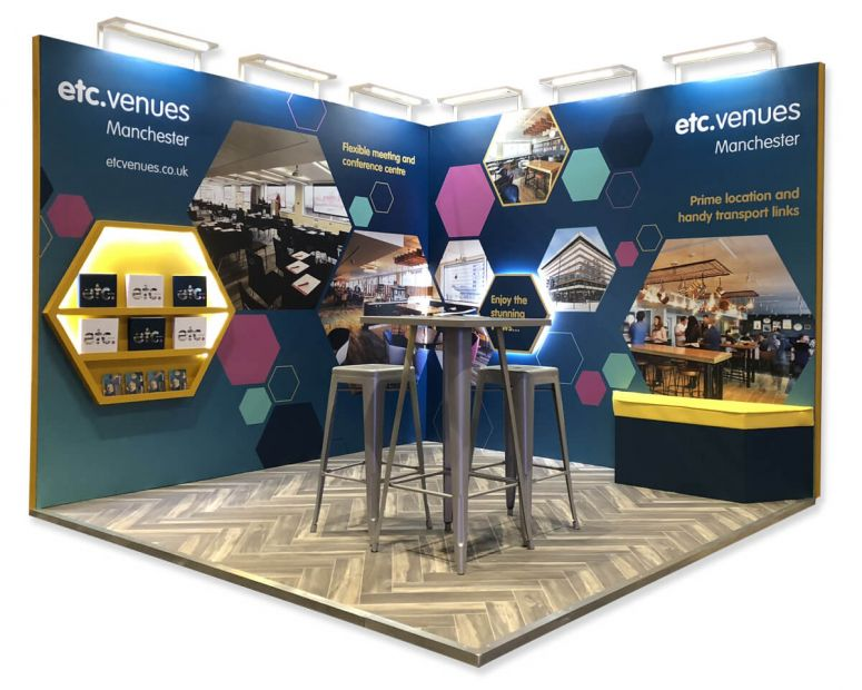 etc. venues Manchester stand