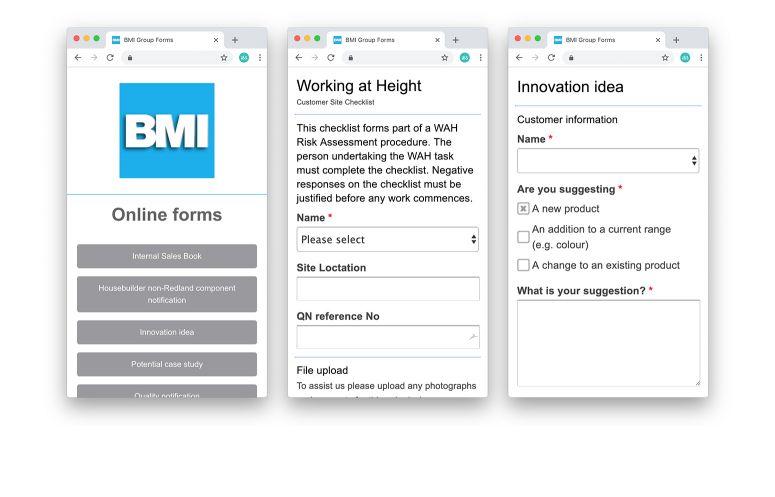 BMI FormApp