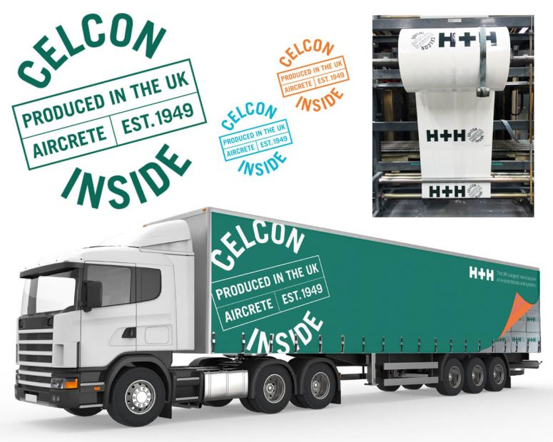 Celcon Inside logo