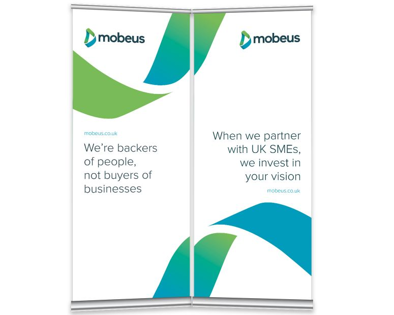 Mobeus Brand Identity